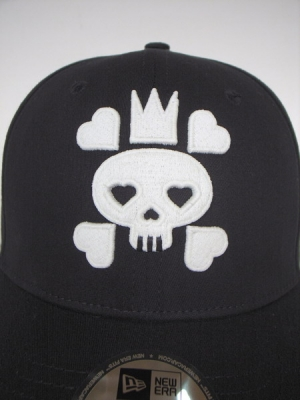 Skulluminous X New Era 3930 (Black)