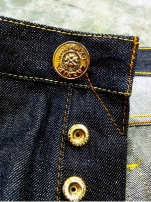Papamamason X RMC Denim