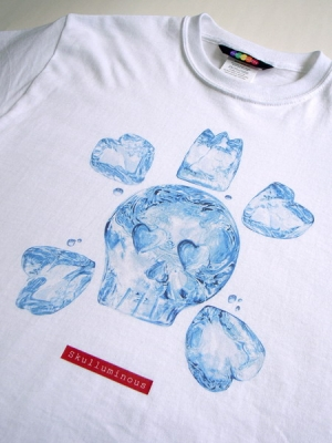 Skulluminous Ice Tee