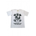 Sutures Tee (White)